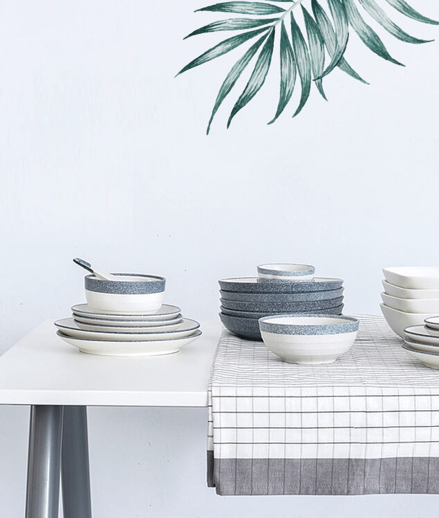 Stone Artisanal Vase set